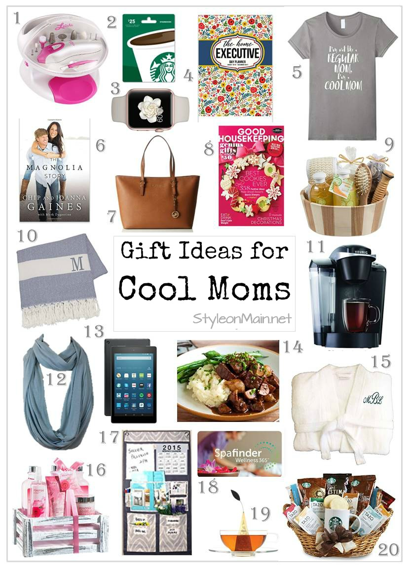 20 Great Gifts For Cool Moms That Are Available On Amazon