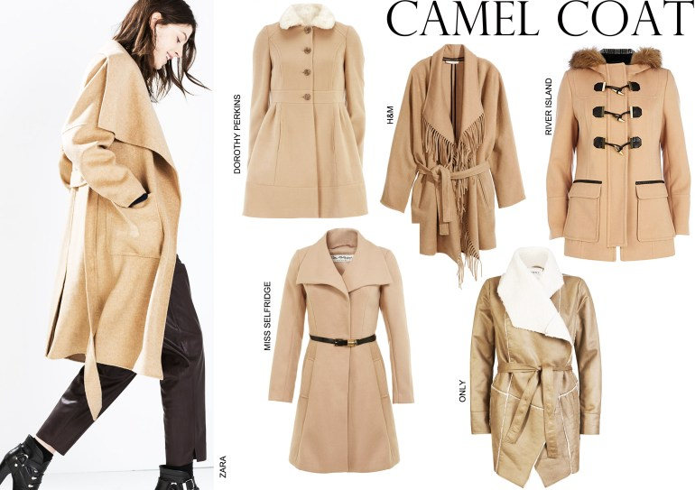Autumn/Winter 2014-15 Fashion trends, Fall Fashion Must-Haves, Winter Fashion Essentials, Winter Style, Winter outfits, Fall look, camel coat
