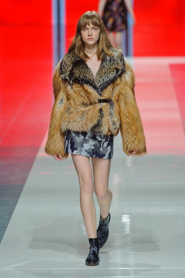 Winter Fashion, Autumn/ Winter 2013-14 Runway Fashion, Fashion, Style, Winter Fashion, Autumn/Winter 2013-14 Fashion Trends, Fashion Photography, Fashion Blog, Calvin Klein, Christopher Kane, Dsquared2, Fendi, Just Cavalli, Roberto Cavalli, Oscar De La Renta, Jean Paul Gaultier, Marc Jacobs