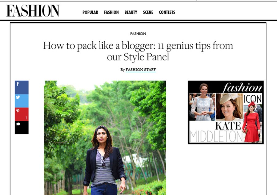 Style Over Coffee Press Coverage, Style Panel Feature, Press for Style Over Coffee, Fashion Blogger