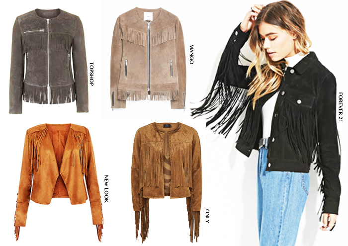 Fashion Style, Fashion Blogger, Indian Fashion Blog, Shopping, Winter Jackets, Photography, High-street fashion trends, Trendy Jackets, Fringed Jacket, Bohemian