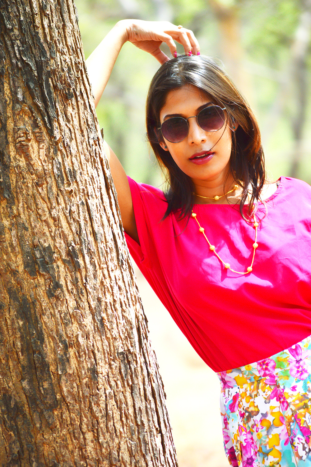Fashion, Style, Photography, Fashion Blogger, Indian Fashion Blogger, Summer Fashion, Printed Skirt, Fashion Photography, Street Style, Personal Style-3