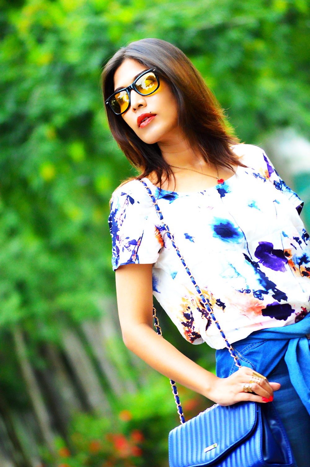 Fashion, Style, Photography, Street Style, Fashion Photography, Denim, Only Top, New look Denim Shirt, Casual Wear, Street Style Photography, Denim Style-5