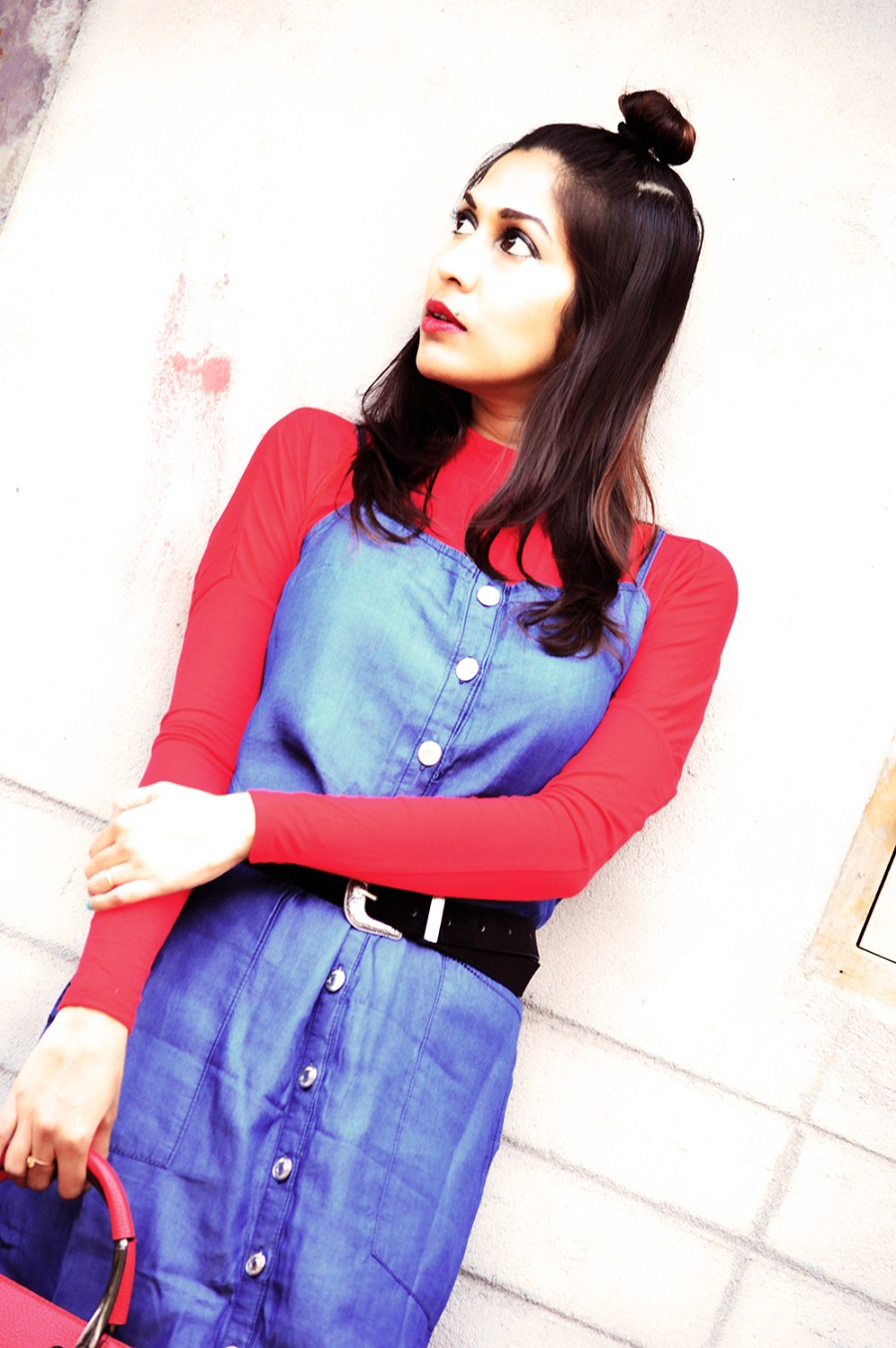Blue Denim, Fashion, Style, Photography, Indian Fashion Blogger-2