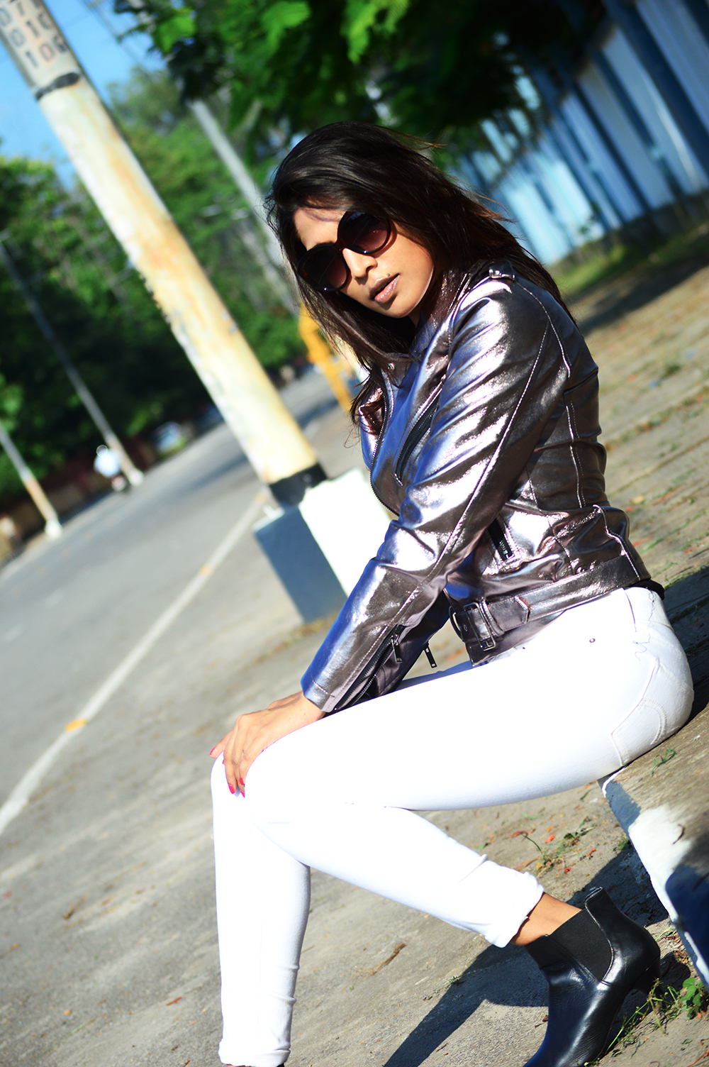 Fashion, Style, Silver Color, Indian Fashion Blogger, Beauty, Street Style, Photography-2