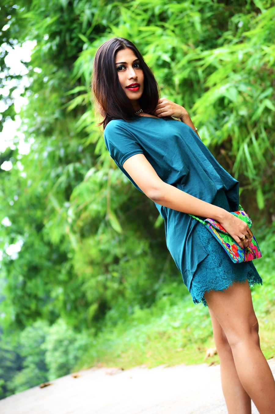 Fashion, Style, Photography, Green, Beauty, Lifestyle, Indian Fashion Blogger-6