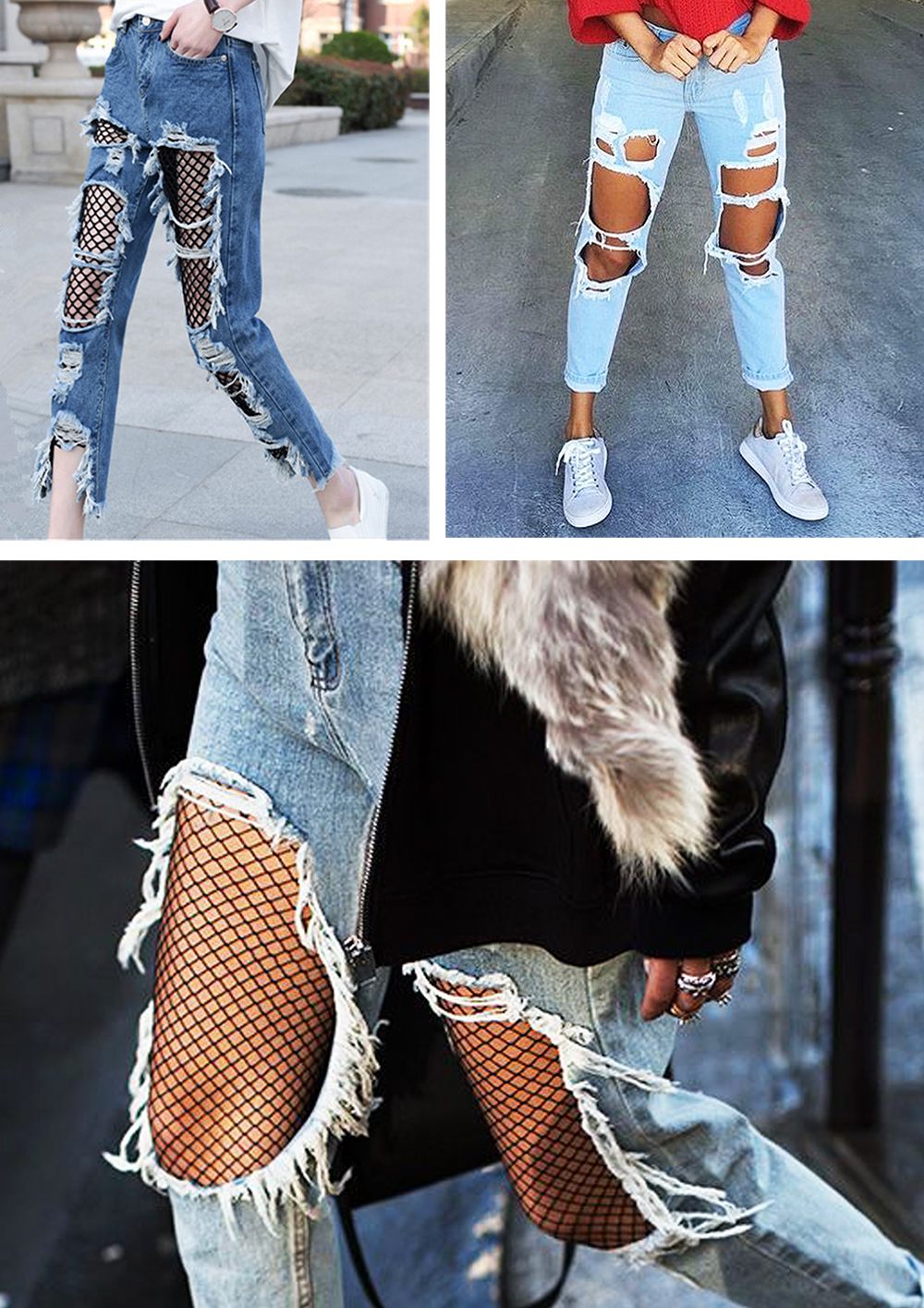 Latest Fashion Trends, Fashion, Style, Ripped Denims, Photography-1