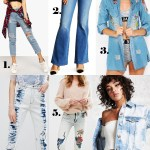 Denim, Jeans, Jacket, Fashion, Style, Shopping, Fashion Blogger, Photography