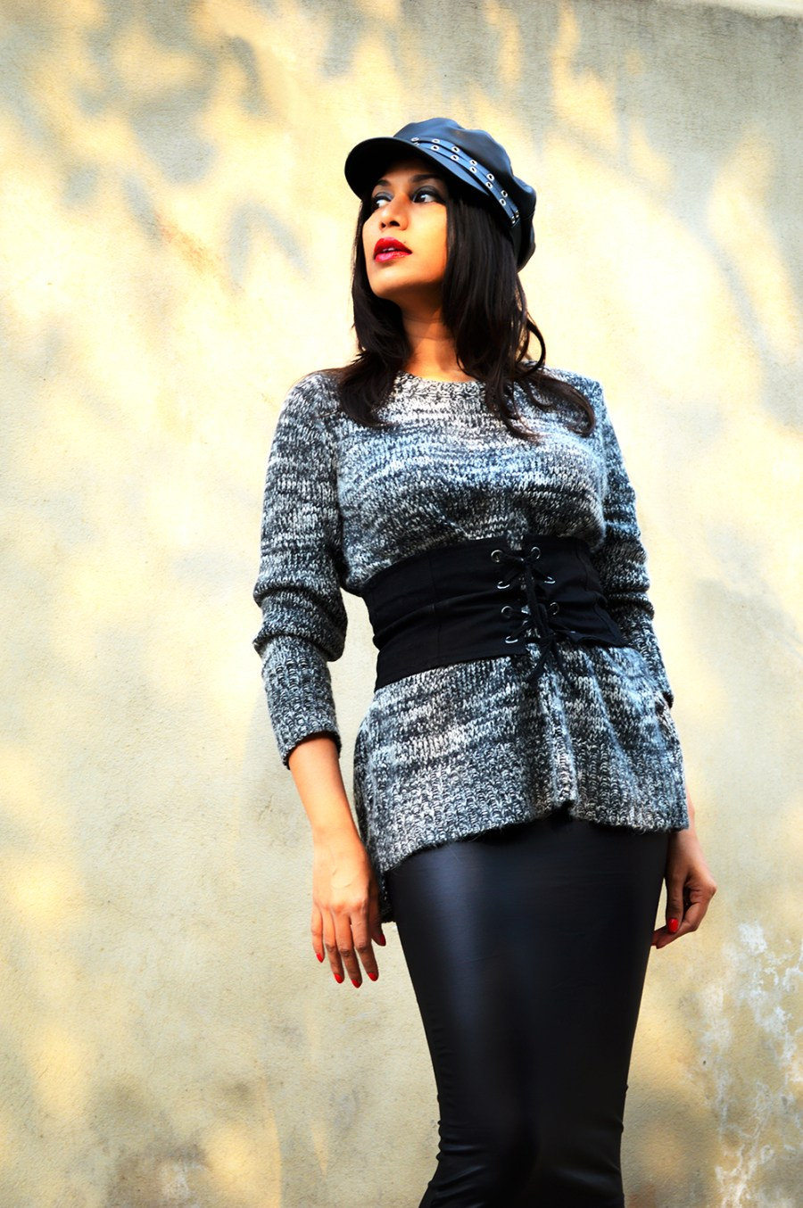 colours that go with grey, Fashion, Grey and black look, Style, OOTD, Photography, Fashion Blogger, Street Style, Winter Fashion-5