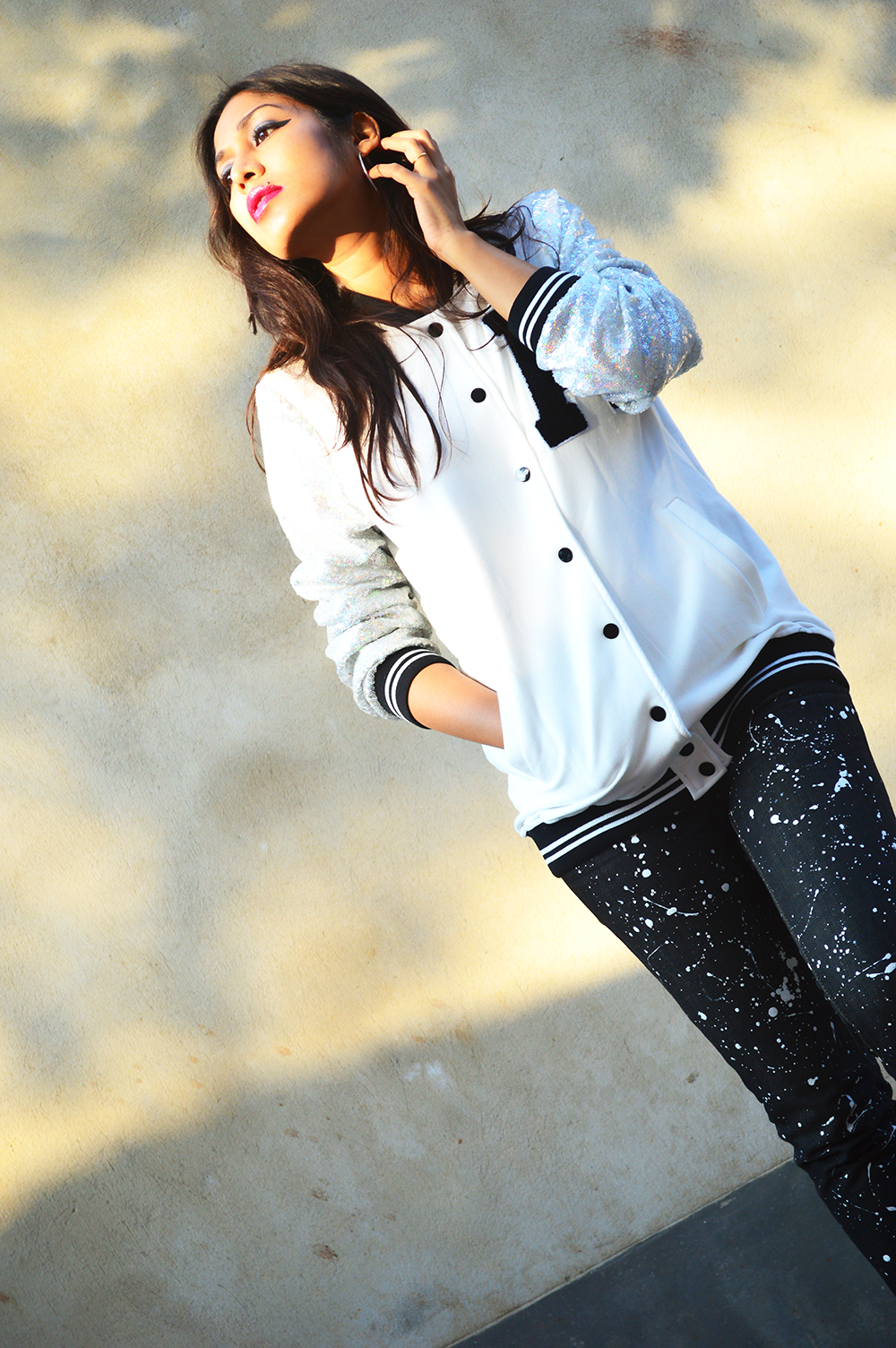 Back to School Outfits, Varsity Jacket, Street Style, Fashion, Style, Indian Fashion Blogger, Beauty, Casual Wear, Photography-6