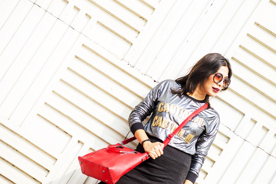 Metallic Sweatshirt, How to wear, Fashion, Style, Photography, Beauty, Fashion Blogger, Street Style-4