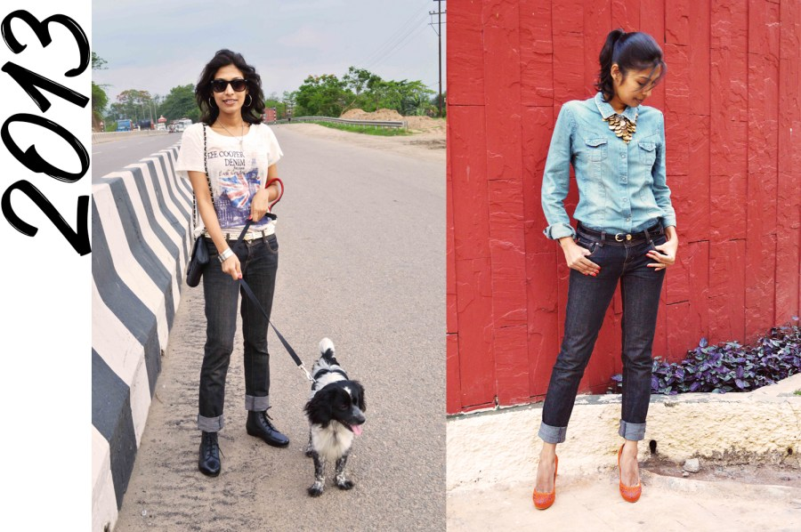 Slow Fashion, 12 years old jeans, Street Style, Fashion Blogger-3