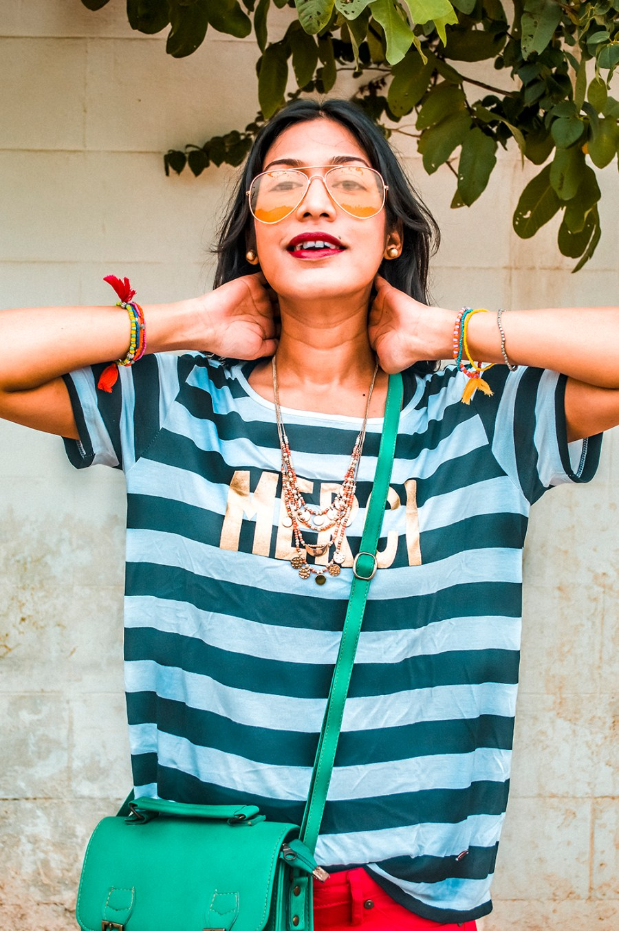 Everyday Look, Indian Fashion Influencer, Indian Blogger, fashion expert, red denim-4