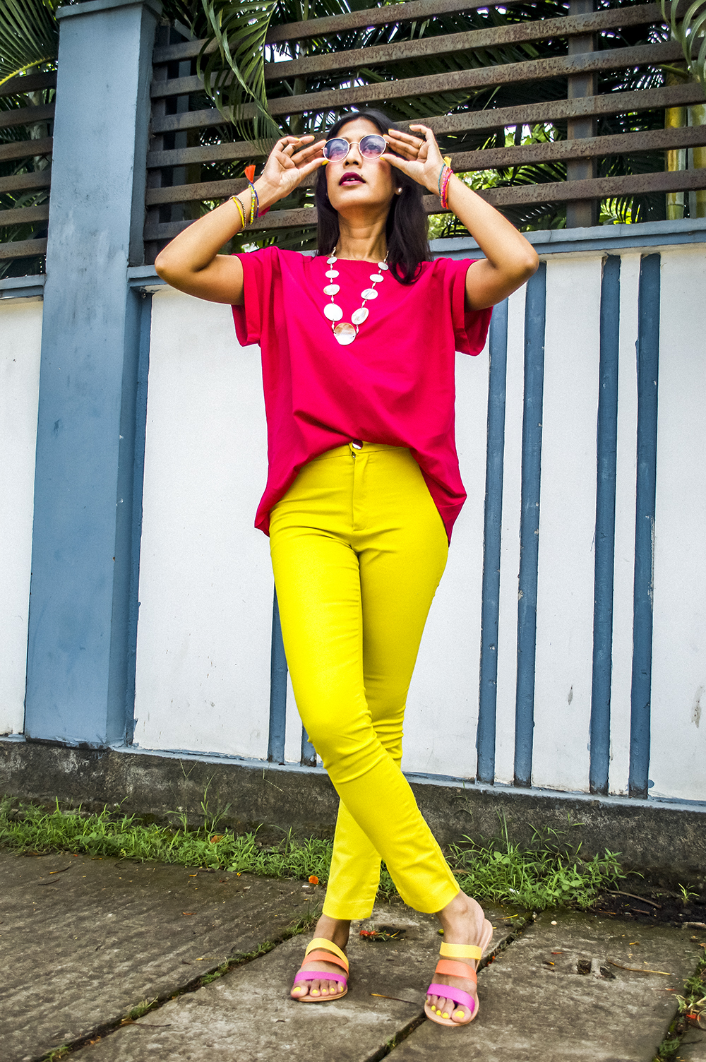 Colors, Fashion Blogger, Summer Style, Colorful Outfit-5