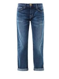 CURRENT ELLIOTT The Boyfriend low-rise jeans