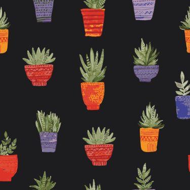 aigul_igembayeva-plants_pattern1