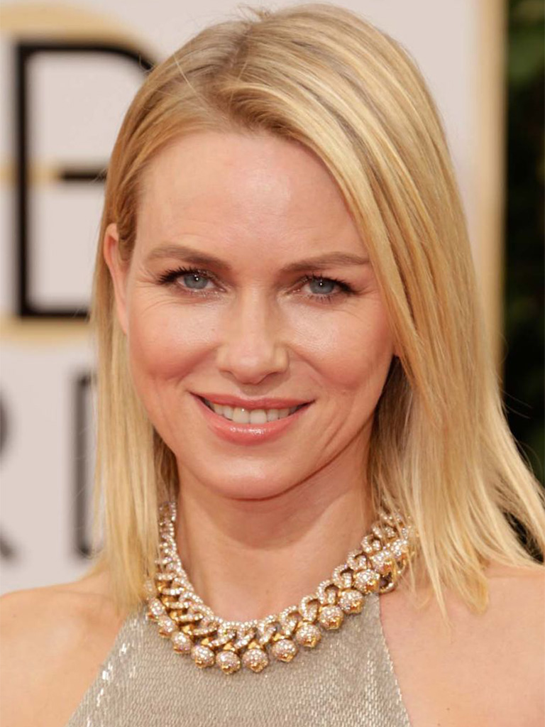 Naomi watts GoldenGlobes 2014 Bulgari heritage collection dated 1993 gold and diamonds i005 copy