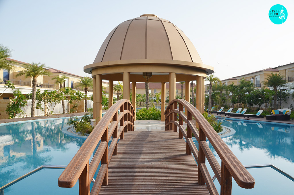 Feeling Relaxed At The Westin Pushkar Resort And Spa