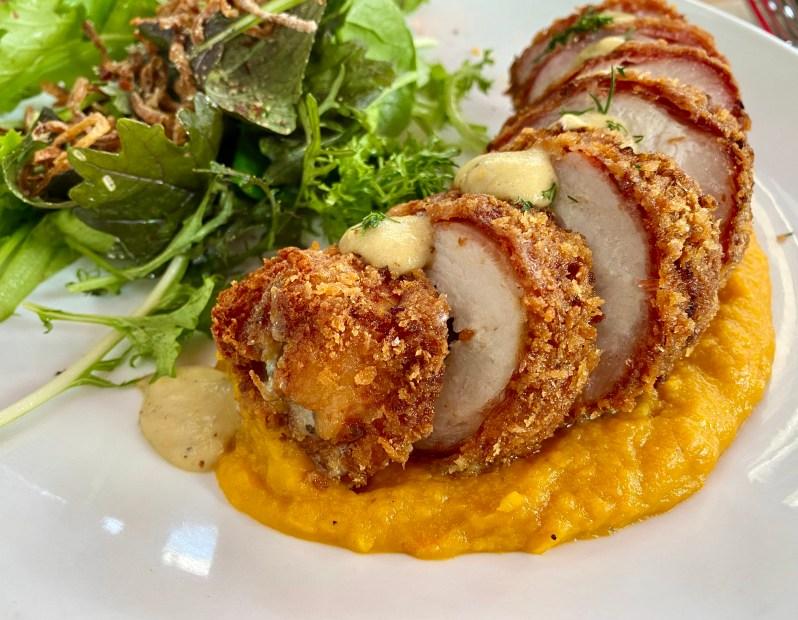 Pork Cordon Bleu from Fete Hawaii