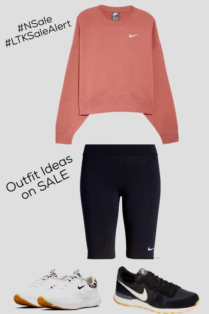 Nike Workout outfit from Nordstrom Anniversary Sale
