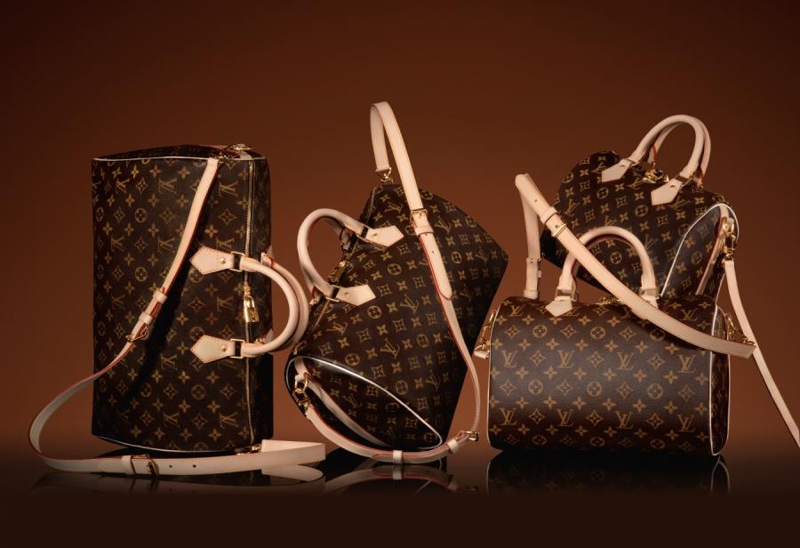 Louis Vuitton Speedy Bandouliere Bags Collection