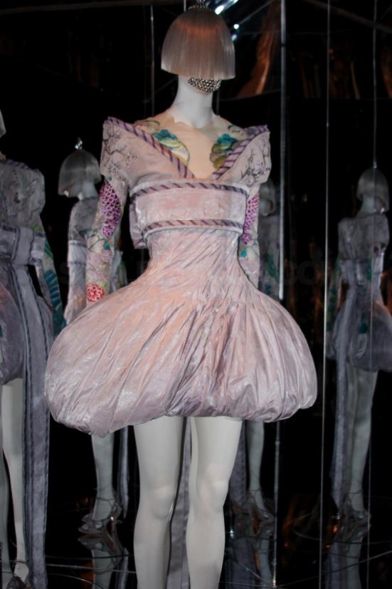 Alexander McQueen Savage Beauty Costume Institute Metropolitan Museum of Art 13