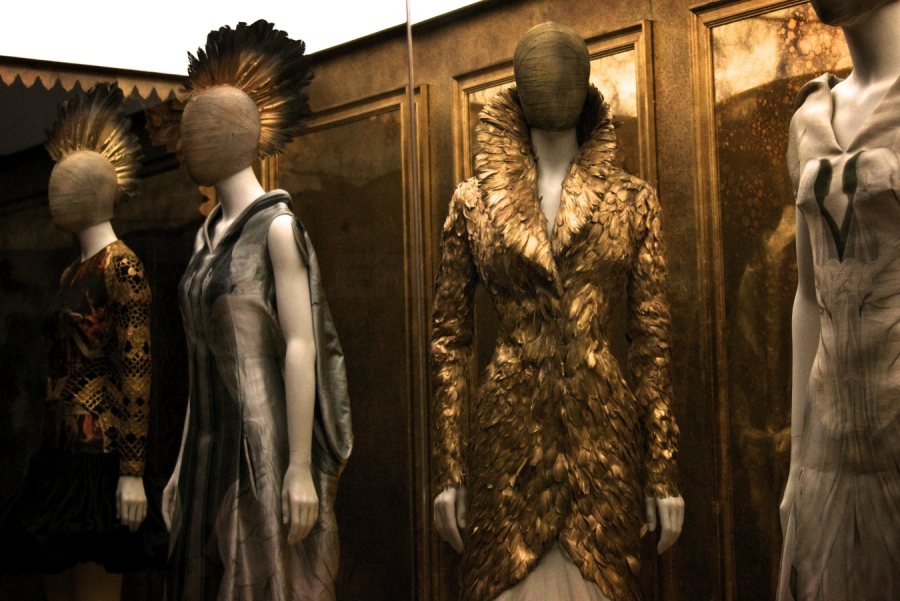 Alexander McQueen Savage Beauty Costume Institute Metropolitan Museum of Art 28