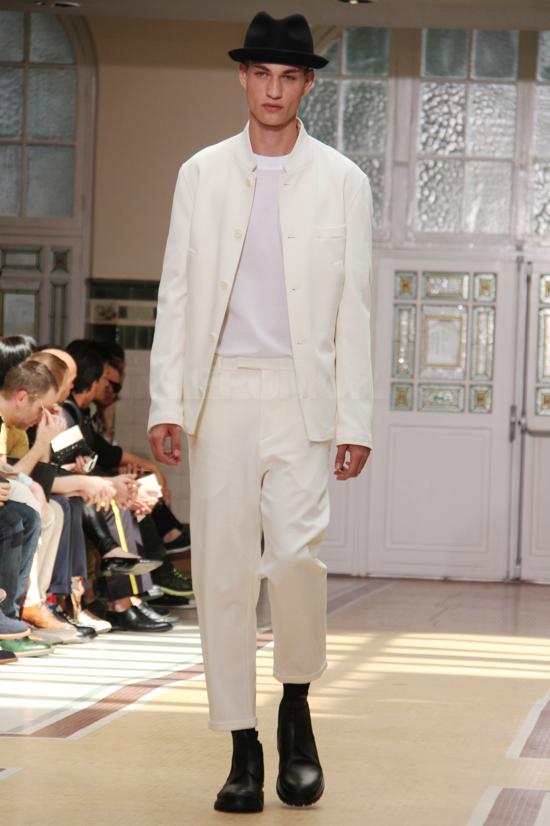 Kris Van Assche Spring Summer 2012 Collection 1
