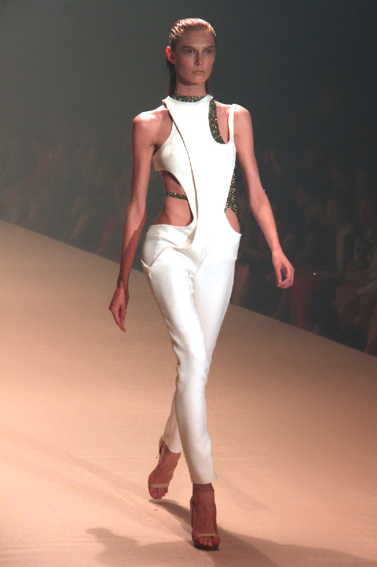 Mugler Spring Summer 2012 Collection 1