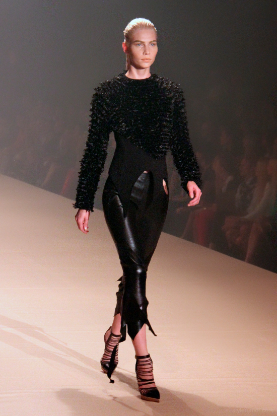 Mugler Spring Summer 2012 Collection 6