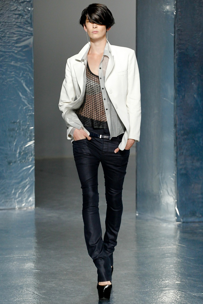 Theyskens' Theory Spring Summer 2012 Collection 12