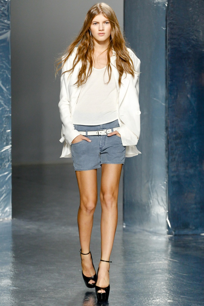 Theyskens' Theory Spring Summer 2012 Collection 4