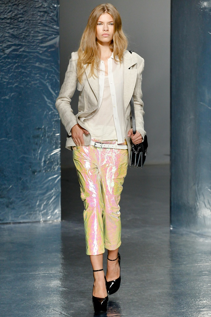 Theyskens' Theory Spring Summer 2012 Collection 6