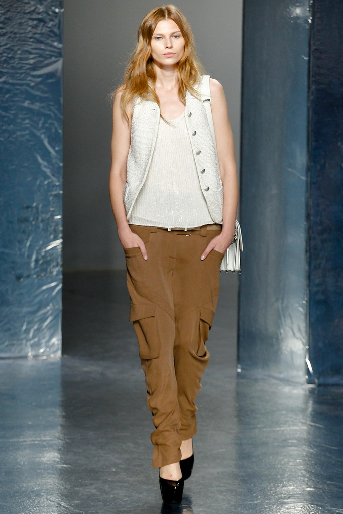 Theyskens' Theory Spring Summer 2012 Collection 7