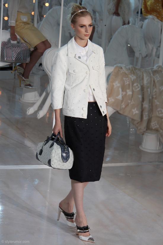 Louis Vuitton Spring Summer 2012 Collection 12