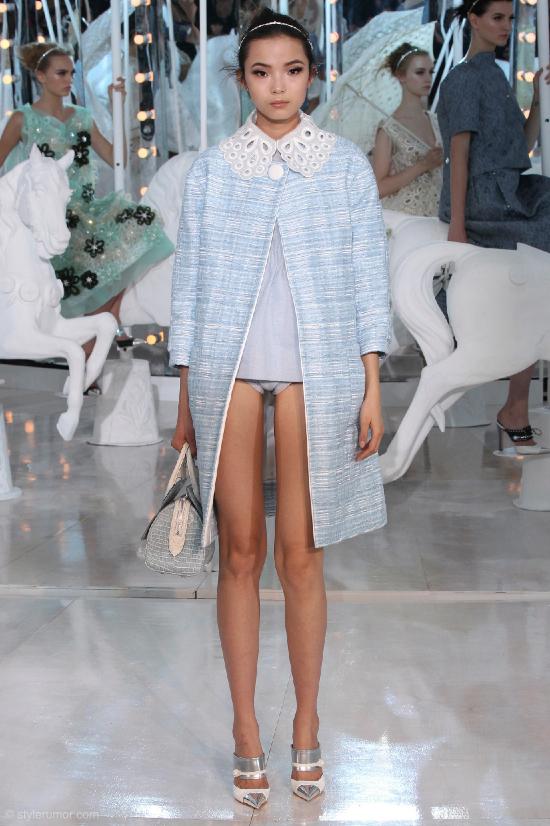 Louis Vuitton Spring Summer 2012 Collection 15