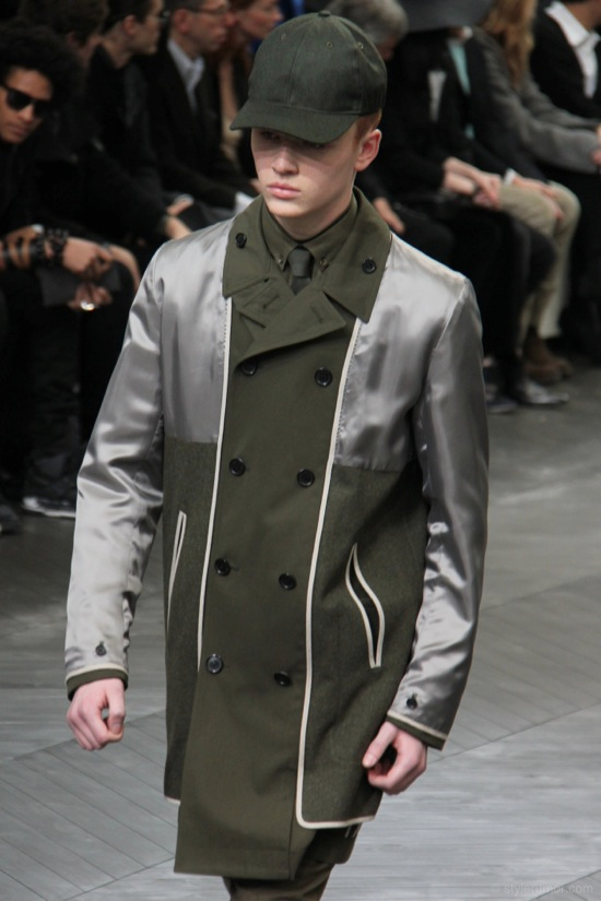 Dior Homme Fall Winter 2012 Collection 17