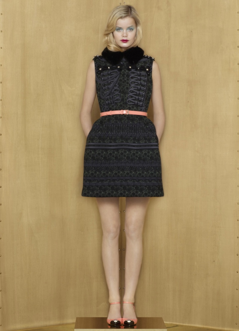 Louis Vuitton Pre-Fall 2012 Collection 14