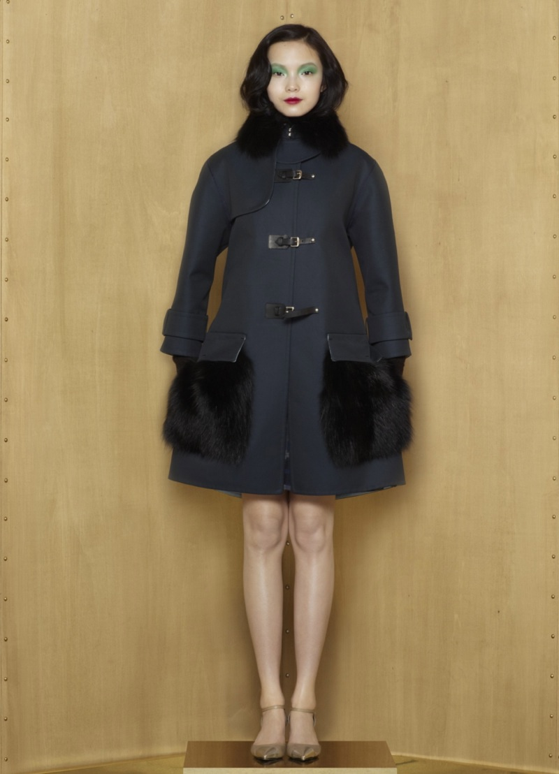 Louis Vuitton Pre-Fall 2012 Collection 17