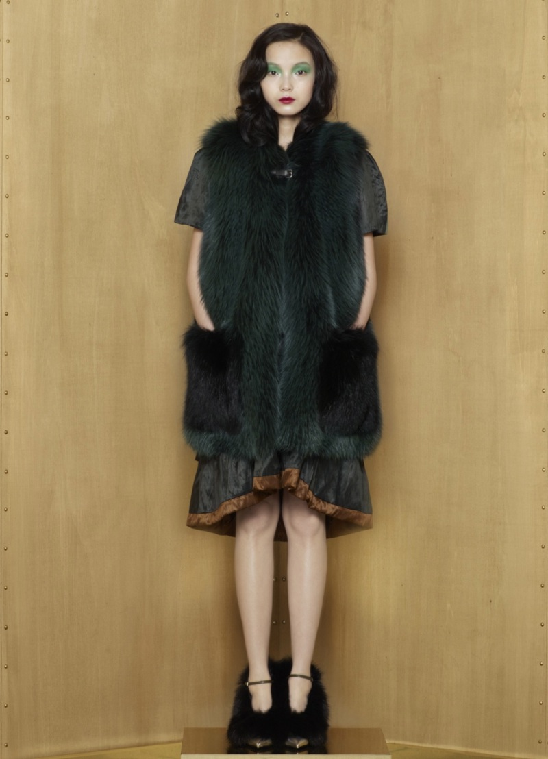 Louis Vuitton Pre-Fall 2012 Collection 22