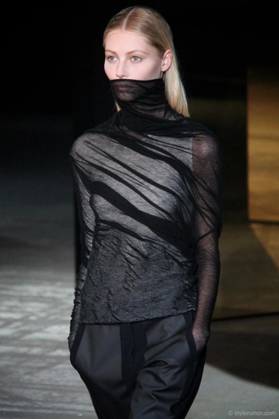 Alexander Wang Fall Winter 2012 Collection 9