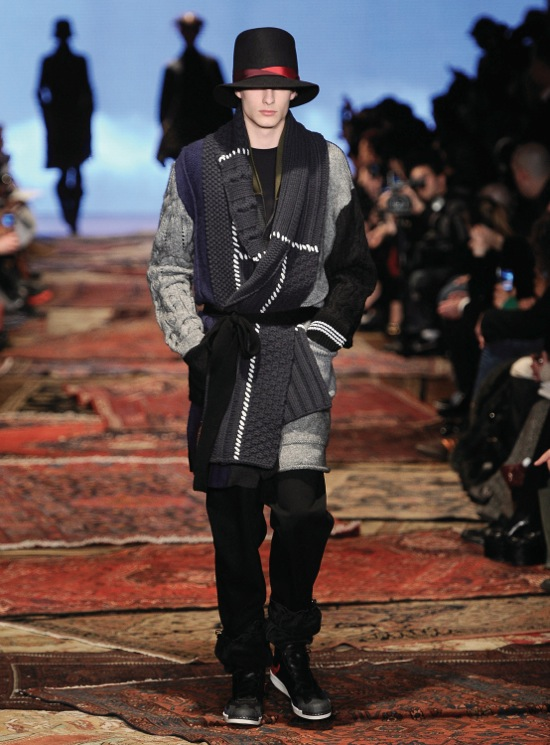 Y-3 Fall Winter 2012 Collection 9