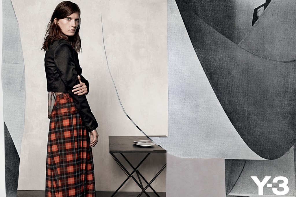 Y-3 Spring Summer 2012 Ad Campaign by Collier Schorr 5