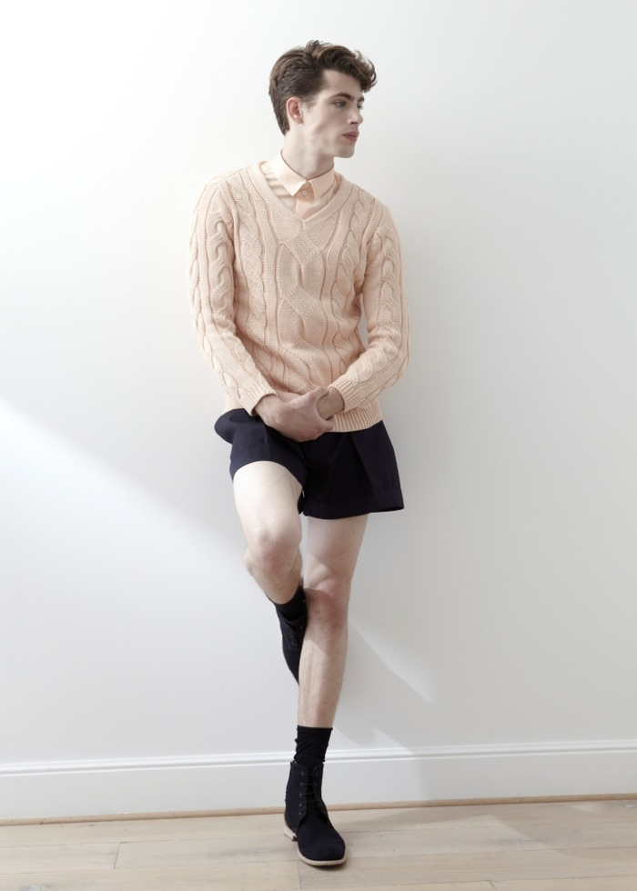 Carven Spring Summer 2012 Menswear Collection 5