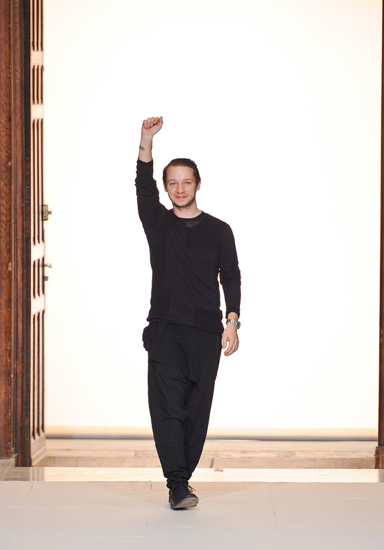 Damir Doma Fall Winter 2012 Collection 32