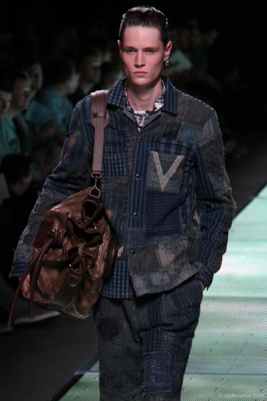 Louis Vuitton Spring Summer 2013 Menswear Collection 18