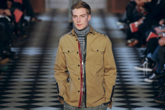 Tommy Hilfiger Fall Winter 2013 Menswear Collection 2