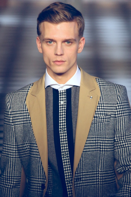 Tommy Hilfiger Fall Winter 2013 Menswear Collection 9