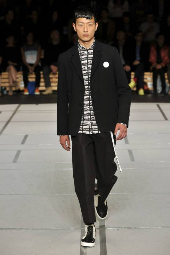 Kenzo Men Spring Summer 2014 Collection 42