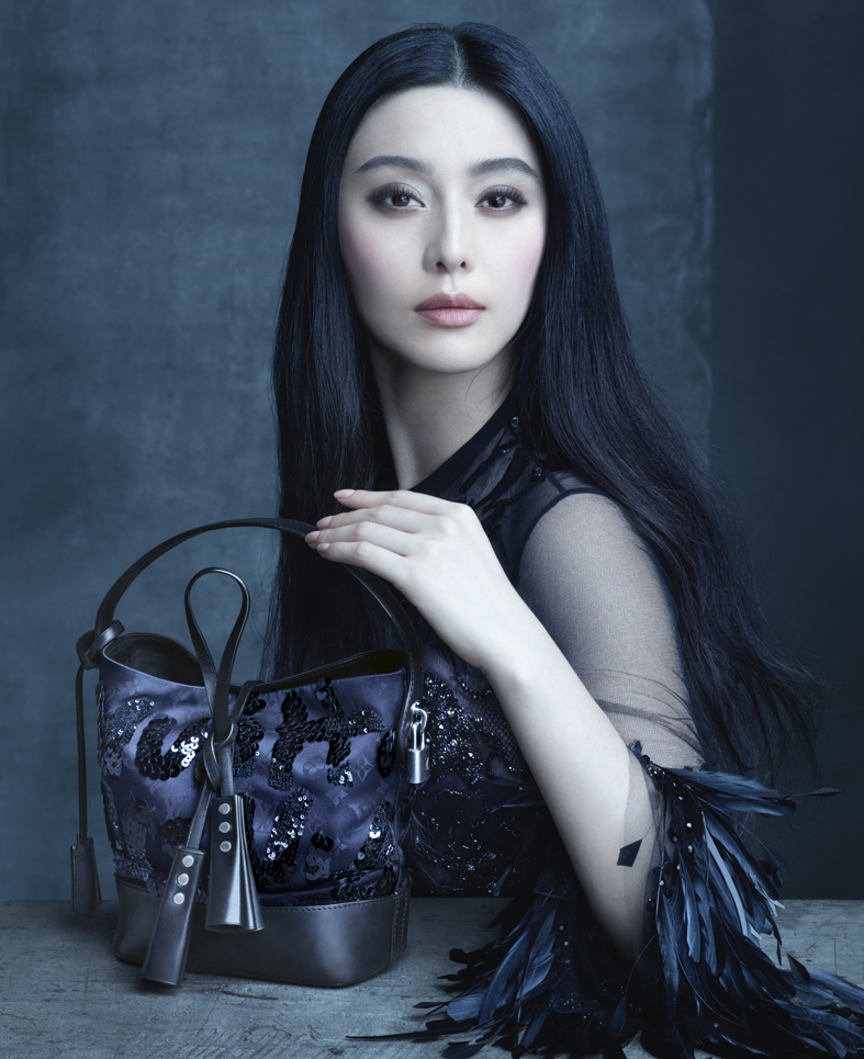 Louis Vuitton Spring Summer 2014 Ad Campaign Fan Bingbing